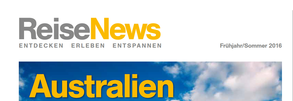 Reisennews 2016