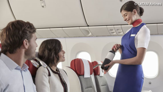 Premium Business Class LATAM Airlines
