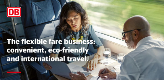 Deutsche Bahn - flexible fare business